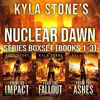 Nuclear Dawn Box Set, Books 1-3 cover art