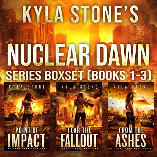 Nuclear Dawn Box Set, Books 1-3 cover art