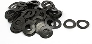 0.203 ID Inch 1.75lbs Load Capacity 0.0065 Thick 0.322 OD Stainless Steel 0.025 Compressed Height Curved Washer Pack of 10