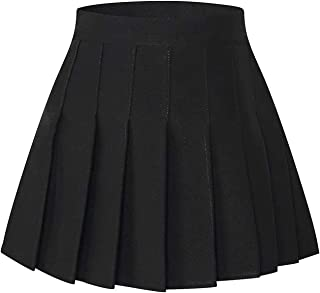 Girls & Women's Pleated Skirt, 2 Years - Adult XL