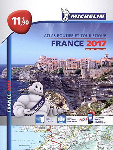 Atlas France Michelin 2017 (ATLAS (25060))