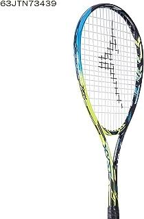 ジスト Z-01+ミクロパワー張り上げ ミズノ/MIZUNO 63JTN73439+SS401 ソリッドブラック×スプラッシュ 軟式テニスラケット ソフトテニスラケット 後衛向 2017年7月発売