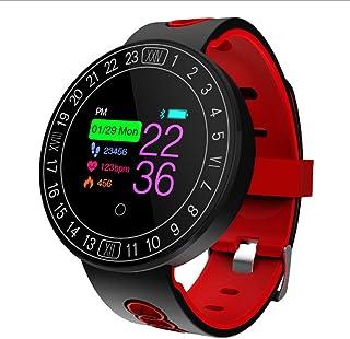 SXFYMWY Pulsera Inteligente frecuencia cardíaca presión Arterial sueño monitoreo Deportes podómetro multifunción IP68 Impermeable rastreador de Actividad
