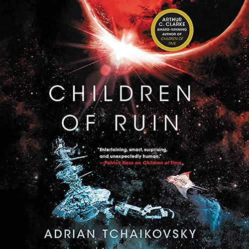 『Children of Ruin』のカバーアート
