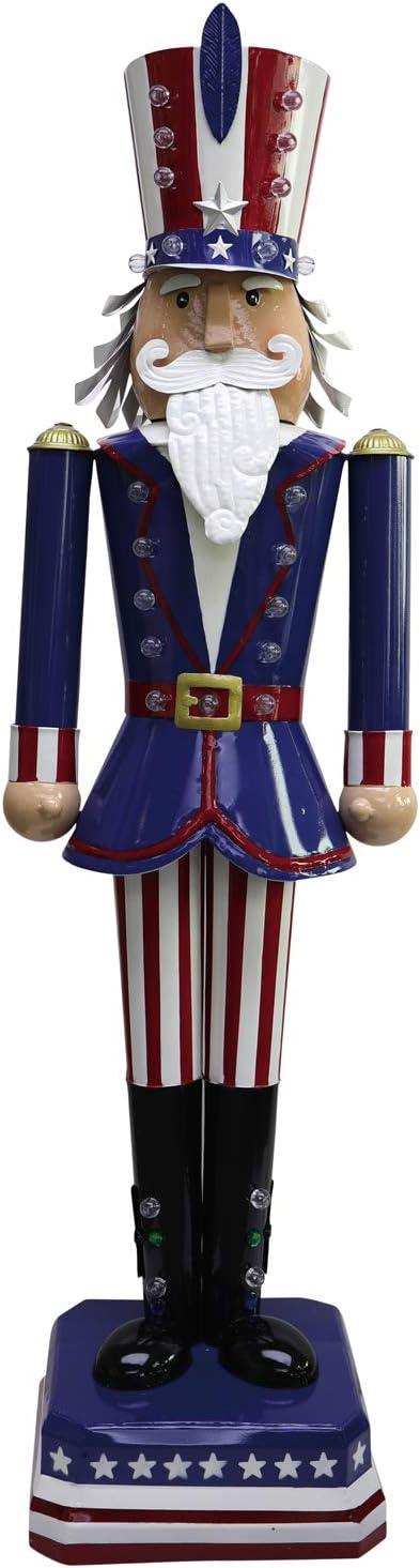 Uncle Sam Garden shop Statue - Sale Inches 12 15 x 50