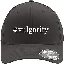 #vulgarity - Adult Men's Hashtag Flexfit Baseball Hat Cap