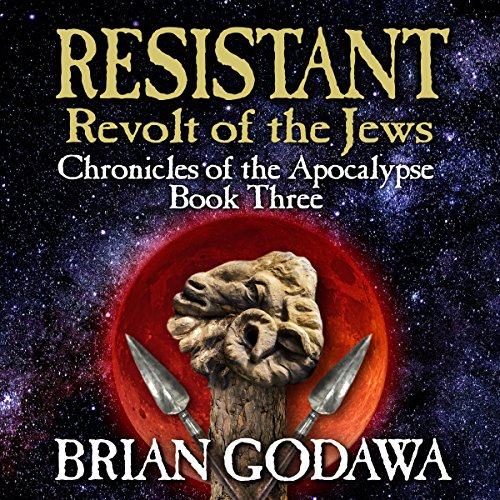 Resistant: Revolt of the Jews audiobook cover art
