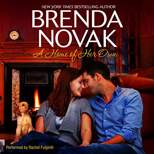 A Home of Her Own Audiobook By Brenda Novak cover art
