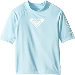 Whole Hearted Short Sleeve Rashguard (Toddler Little Kids Big Kids) 9ac9f41bb3b37