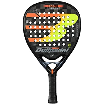 Bullpadel Hack 2019 Palas, Adultos Unisex, Amarillo, 380: Amazon ...