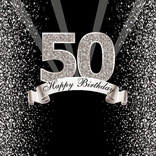 Feliz Dulce Fiesta de cumpleaños Gold Dot Party Banner Foto de Fondo Foto teléfono Foto telón de Fondo Estudio fotográfico A14 10x10ft / 3x3m