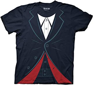 Ripple Junction Doctor Who 12Th Doc Outfit Adult T-Shirt