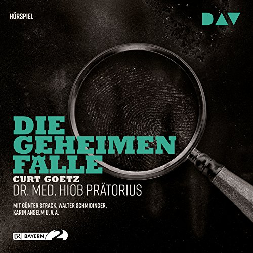 Dr. med. Hiob Prätorius audiobook cover art