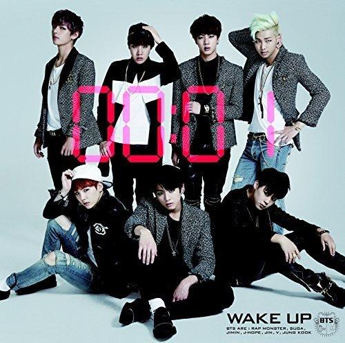 Bts - Wake Up [Japan CD] PCCA-4139 by BOUDAN SHOUNENDAN (2014-12-24)