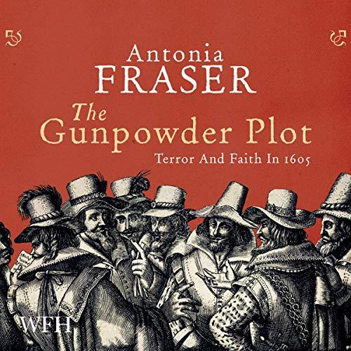The Gunpowder Plot cover art