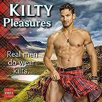 Kilty Pleasures 2021 Calendar