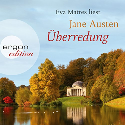 Überredung audiobook cover art