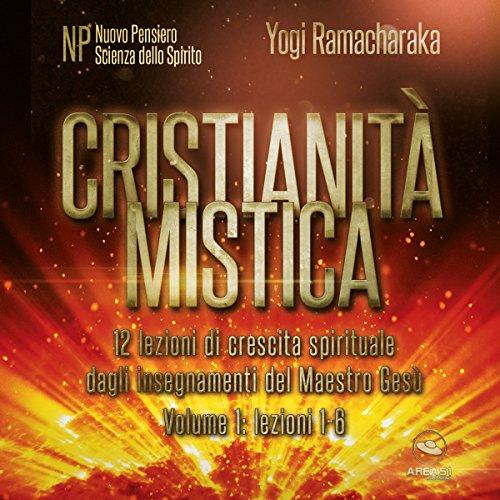 Cristianità mistica 1 copertina
