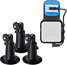 AC Outlet Mount Compatible with Blink XT2 Camera Sync Module and 3-Pack Metal Mount for Blink XT2 Indoor and Outdoor Bundl...