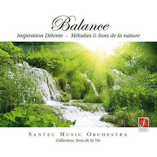 CD Balance: Entspannende Wellnessmusik mit Naturgeräuschen