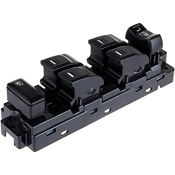 1x Electric Power Window Master Control Switch Fit for 04-12 Colorado Canyon