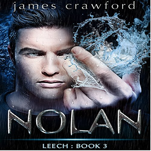 Nolan audiobook cover art