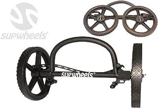SUP Wheels® Evolution Portador de Sup con Strap para Bicicleta