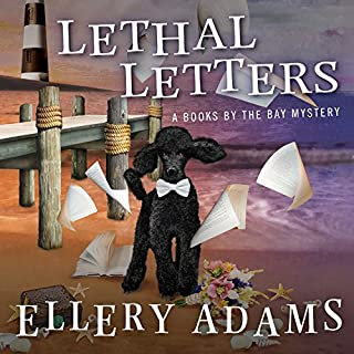 Lethal Letters audiobook cover art