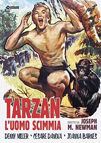 Tarzan L'Uomo Scimmia [Italia] [DVD]