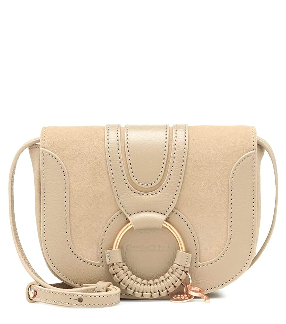 浮くきらめく手伝う[(シーバイクロエ) SEE BY CHLOé]ショルダーバッグ [Hana Mini leather shoulder bag] (並行輸入品)