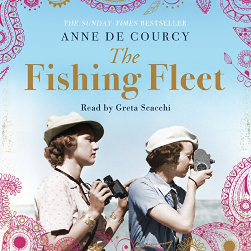 The Fishing Fleet audiobook cover art