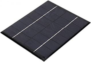 Maelu 1pc 2w 6v Mini Solar Panel Module Solar System Solar Kit Epoxy Cells Charger DIY