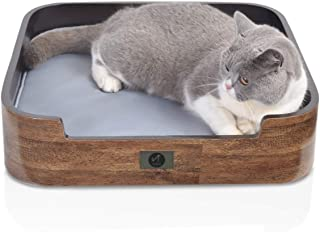 a frame cat bed
