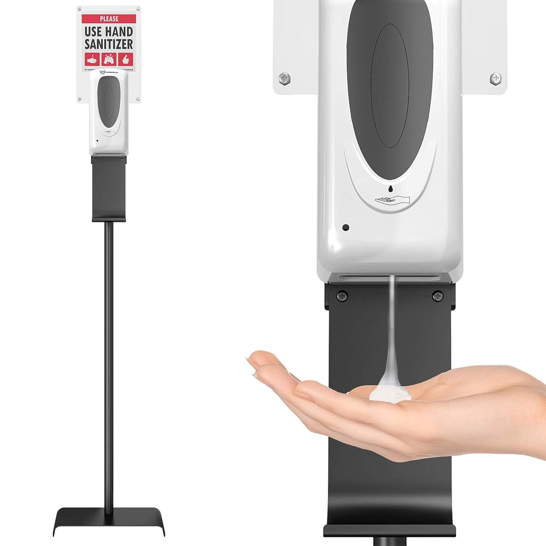 HLS Commercial Sensor Selling and selling depot Sanitizer Dispenser Stand with Floor 1000