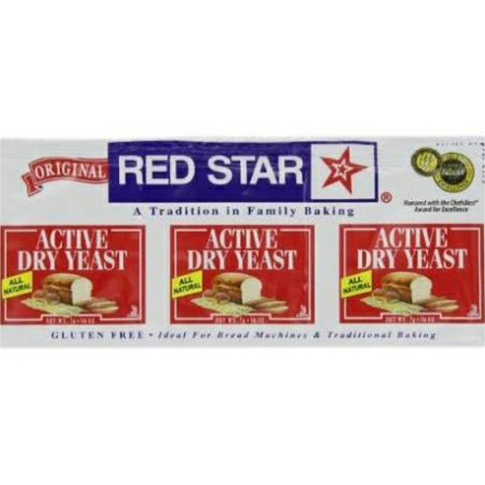 Be super Ultra-Cheap Deals welcome Red Star Yeast Active Dry Env 3pk