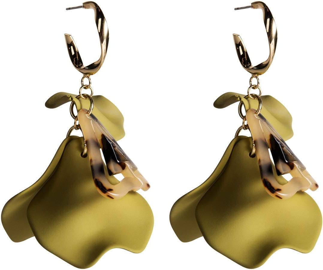 Long-awaited excellence JUNJIAGAO-Kitchen Earrings Europe and The United Rose Pet States