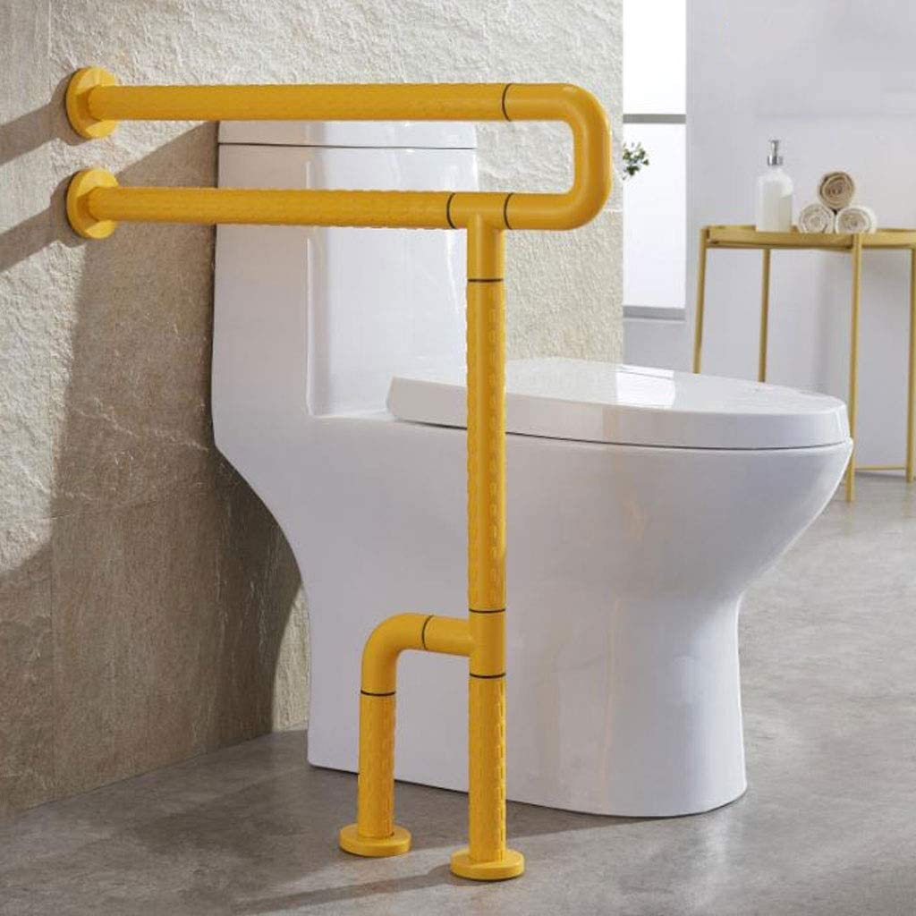 67% OFF of fixed price QAZWC-A1 Handicap At the price of surprise Rail Grab Bars Bathroom Support Toilet Pl