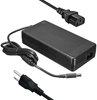 240W 19.5V 12.3A Power AC Adapter Charger PA-9E for DELL Alienware M17x, M17x R4, M18x, M18x R2, Precision M6500, M6600, M6800 240W AC Adapter PA-9E, FWCRC, U896K, 450-18931, Y047M