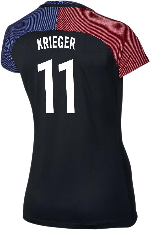 Nike Krieger  11 U.S.A Away Women's Soccer Jersey 2016 (M)