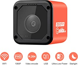 Caddx Dolphin Mini Camera Starlight 1080P DVR HD Recording WiFi 150 Degree Micro Action Sport Camera Internet Stream Cam