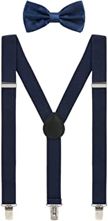 tie and suspenders wedding