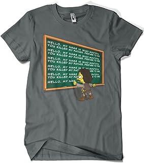 Camisetas La Colmena 794-Iñigo Montoya - Detention (Saqman)