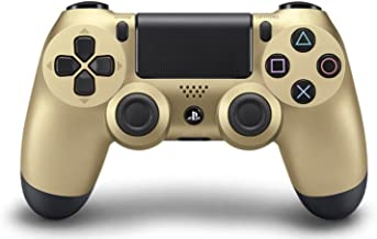DualShock 4 Wireless Controller for PlayStation 4 - Gold [Import]