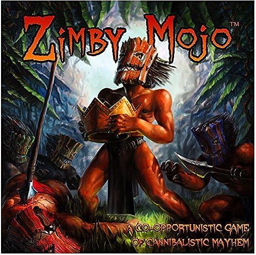 ordenar ahora Zimby Mojo Mojo Mojo Game by Devious Weasel  clásico atemporal