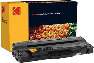 Kodak Supplies 185S105230 碳粉 2500 页 黑色 适用于 Samsung ML1915 兼容 MLTD1052L/SU758A