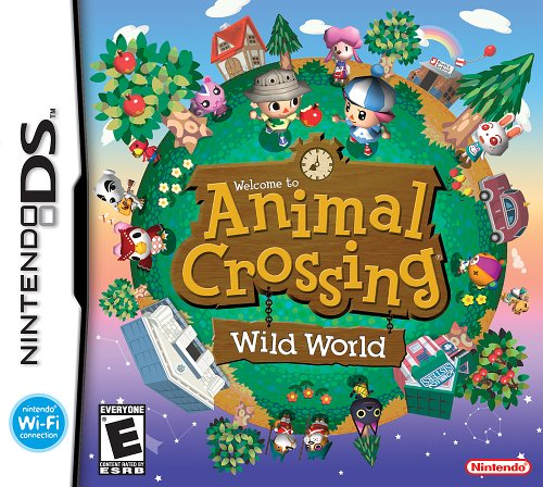 Animal Crossing: Wild World (Nintendo DS) [Importación inglesa]