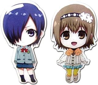 Tokyo Ghoul: Touka & Hinami Sd Pin