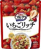 カルビー フルグラ いちごリッチ 400g ×8袋