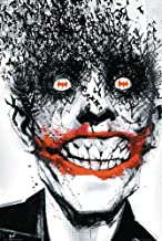 Batman Comic Joker Eyes poster
