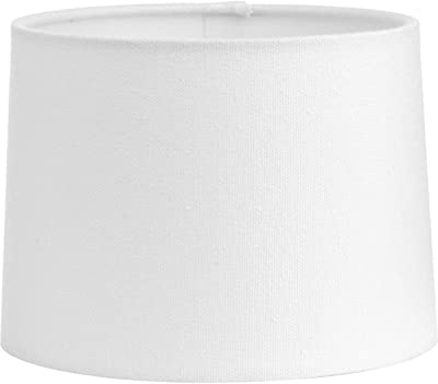 Progress Lighting P860027-000 Accessory Shade, White sailcloth